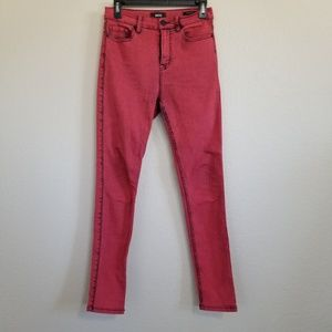 Urban Outfitters BDG High Rise Twig Ankle Jeans
